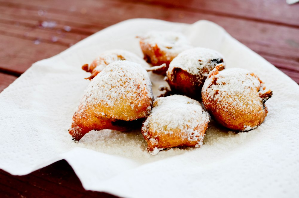 deep fried oreos? uh...yea. Ill have those.