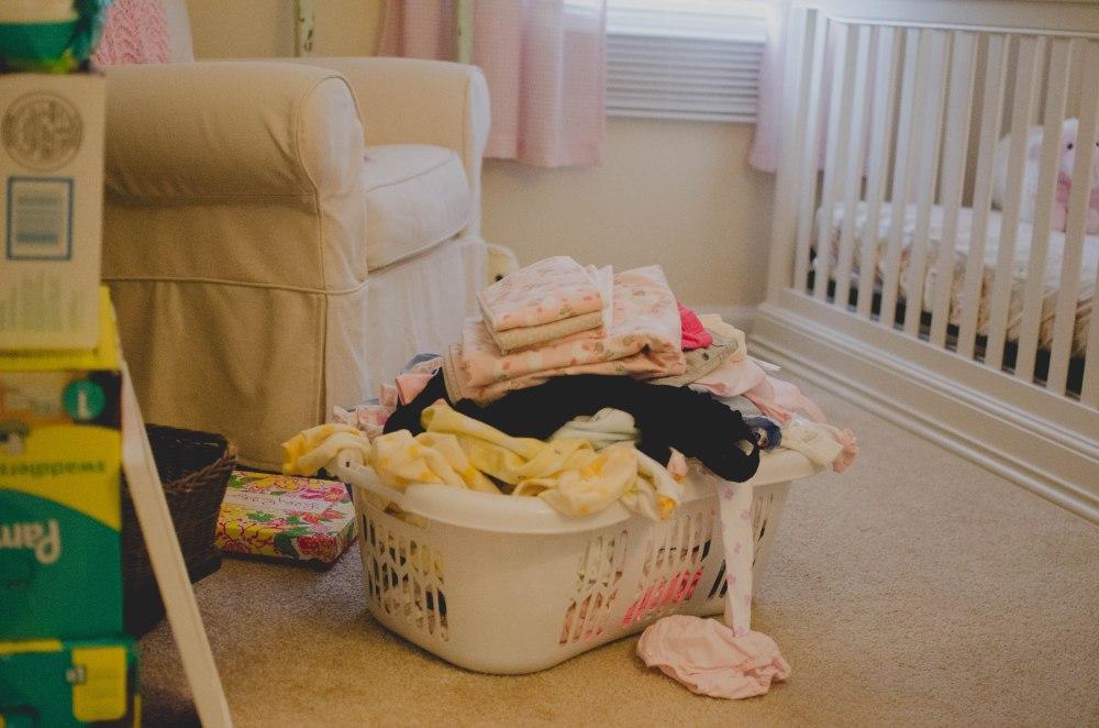 Wash, hang, fold...boo.